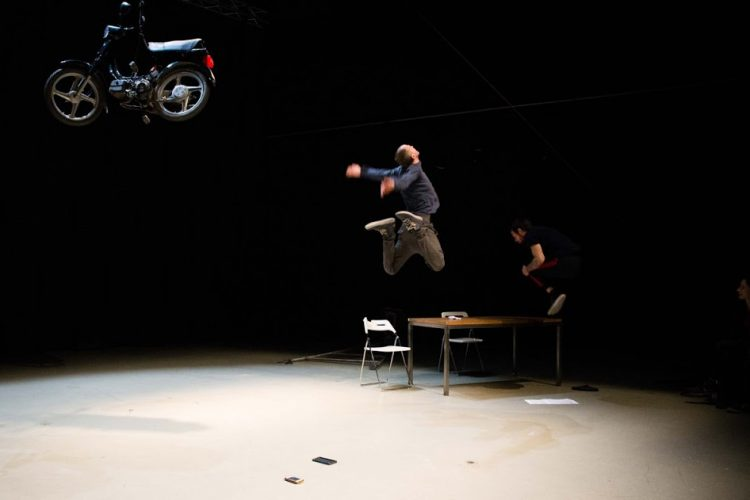 Joel Marti & Pablo Molina - Random ©La Central del Circ
