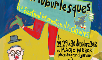 Les Hurluburlesques – Festival International de clowns